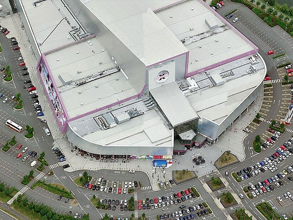Braehead Soar - BHC Structural Steelwork Contractor