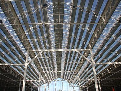 Dunbar Garden Centre - BHC Structural Steelwork Contractor