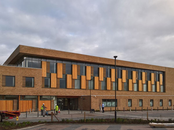 Eastwood Health Centre, Clarkston - BHC Structural Steelwork Contractor