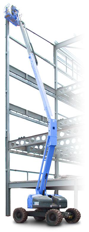 BHC Structural Steelwork - Aerial Platform