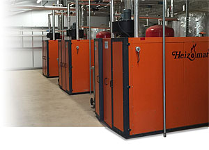 BHC Biomass Boilers