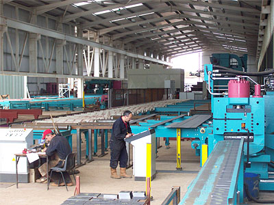 BHC Structural Steelwork Plant - Gallery Image 02