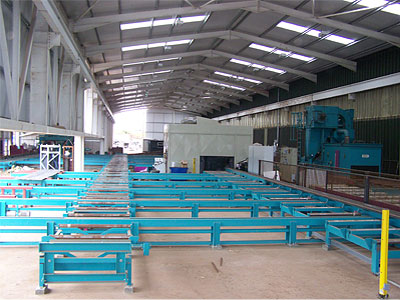 BHC Structural Steelwork Plant - Gallery Image 07