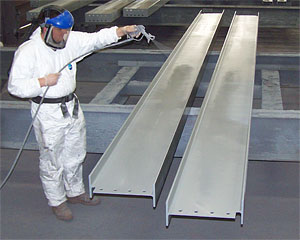 BHC Structural Steelwork Painting