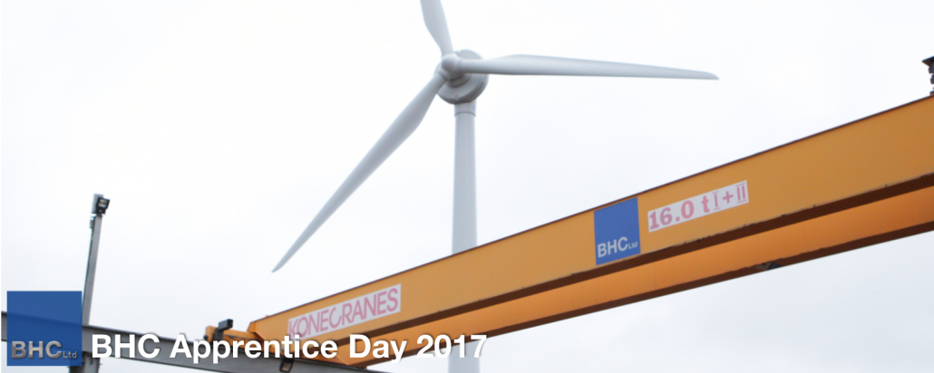 Structural Steel Apprentice Open Day 2017