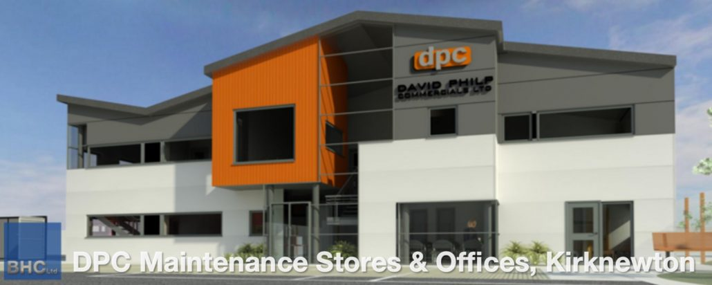 DPC Maintenance Stores & Office - BHC Turnkey