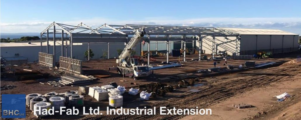 Had-Fab Ltd. Industrial Extension.