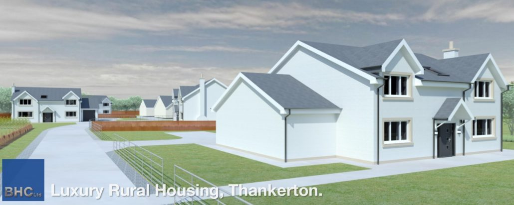Luxury Rural Housing Thankerton, Biggar, South Lanarkshire