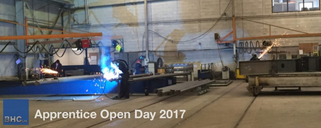 BHC Open Day 2017