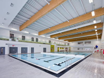 Community & Leisure Centre, Ashington