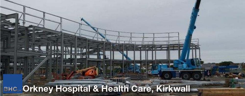 NHS Orkney Hospital & Health Care, Kirkwall