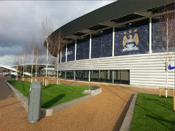 Manchester City FC Facilities Management Building