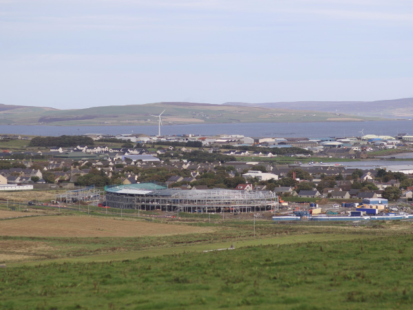 NHS Orkney Hospital & Healthcare Facilities.