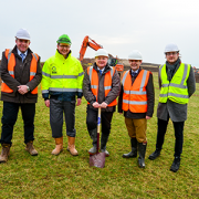 Arran Ground Breaking