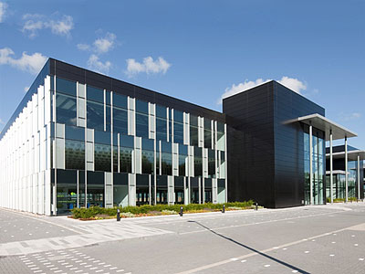Hamilton International Technology Park - BHC Structural Steelwork Contractor
