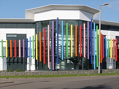 Highland Colour Coaters, Cumbernauld - BHC Structural Steelwork Contractor