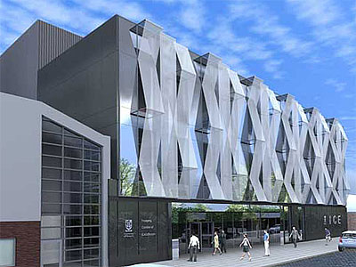 ICE, Imaging Centre of Excellence - BHC Structural Steelwork Contractor
