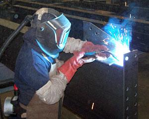 BHC Structural Steelwork Welding