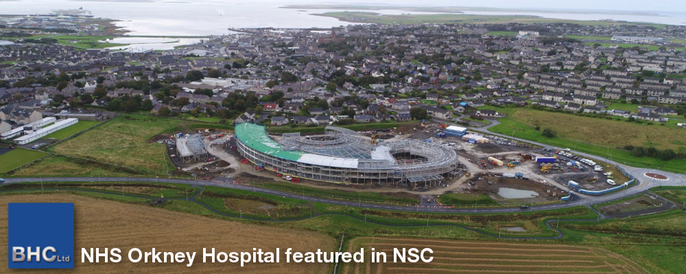 NHS Orkney Hospital & Healthcare Facility