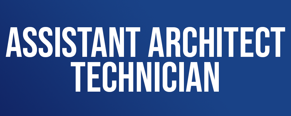 Assistant Architect Technician