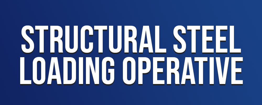 Structural Steel Loading Operative