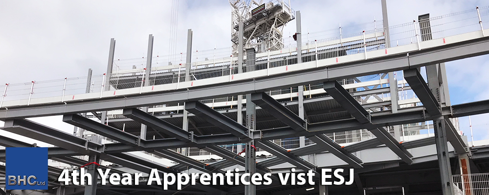 4th Year Apprentices visit ESJ