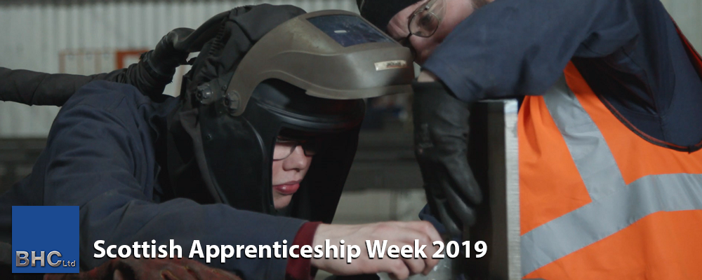 Scottish Apprenticeship Week