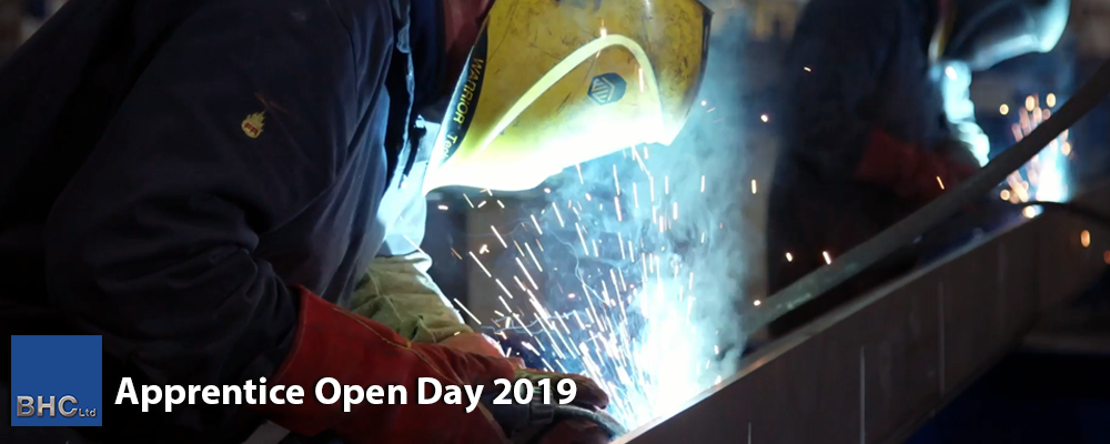 Apprentice Open Day 2019