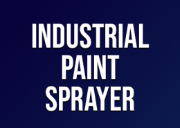 Industrial Paint Sprayer