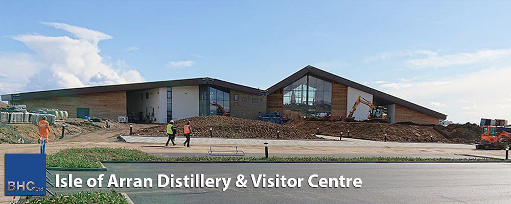 Isle of Arran Distillery & Visitor Centre
