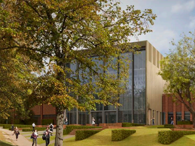 University of Birmingham - Sports and Fitness Hub