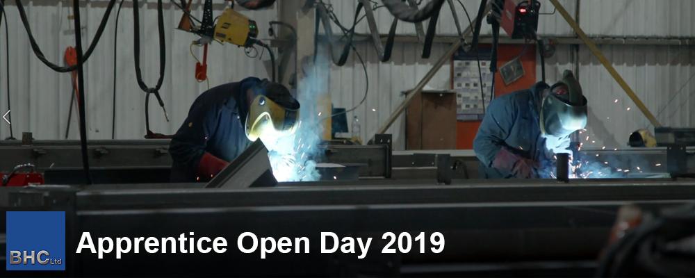 Apprentice Open Day