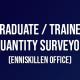 Graduate/ Trainee Quantity Surveyor