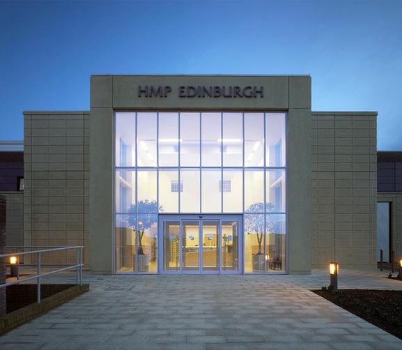HMP Edinburgh - Phase 3
