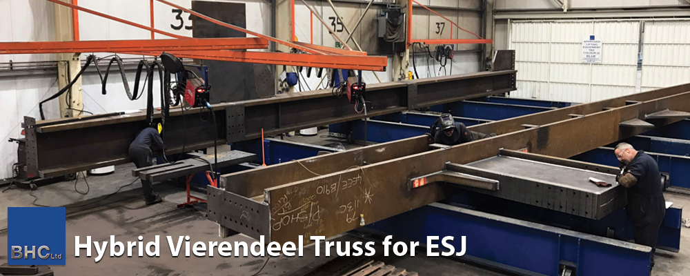 Hybrid Vierendeel Truss for ESJ