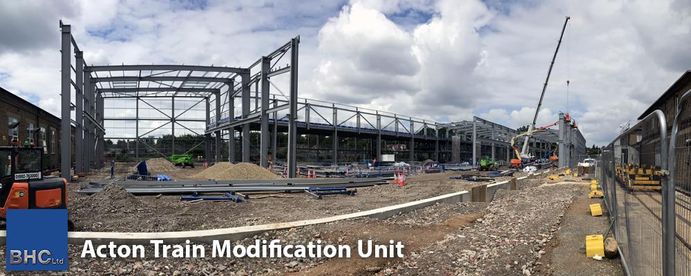 Acton Train Modification Unit