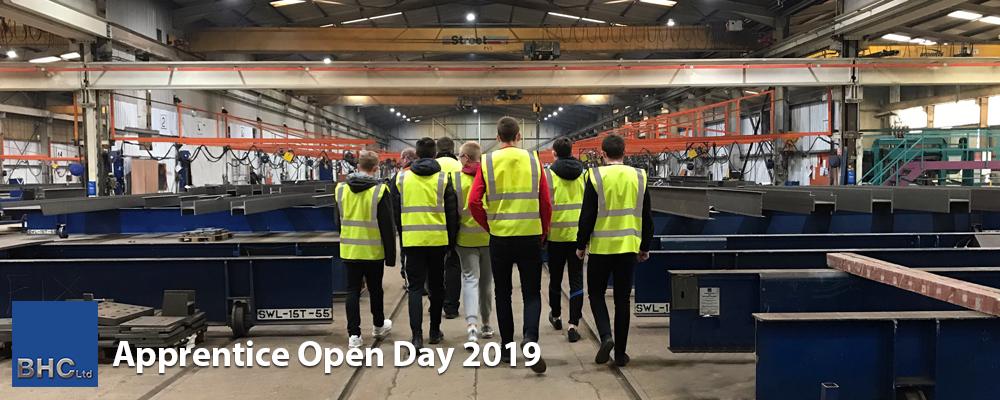 Apprentice Open Day 2019