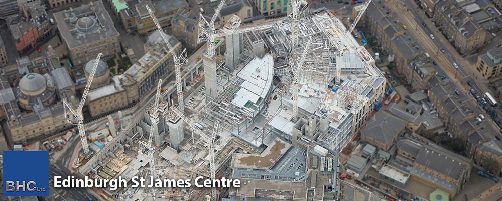 Edinburgh St James Centre
