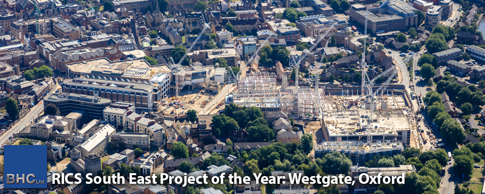 RICS South East Project of the Year: Westgate, Oxford