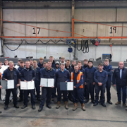 Apprentices Awarded BCSA CRAFT Certificate - Feature