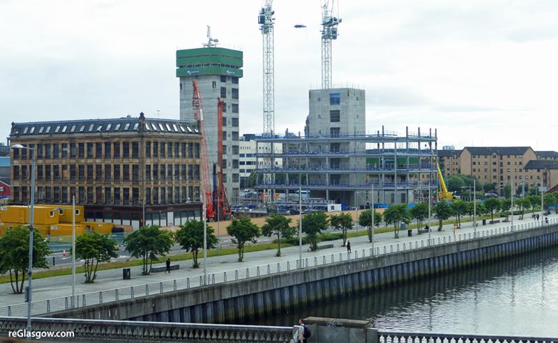 Buchanan Wharf, Glasgow