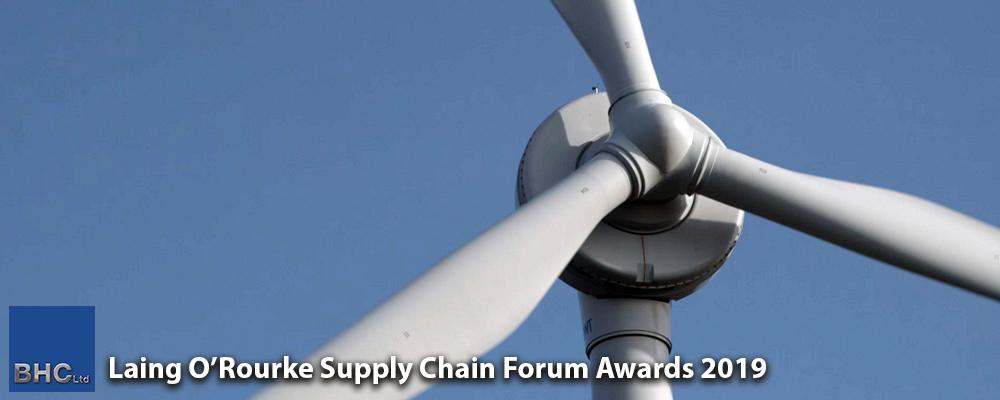 Laing O'Rourke Sustainability Award 2019